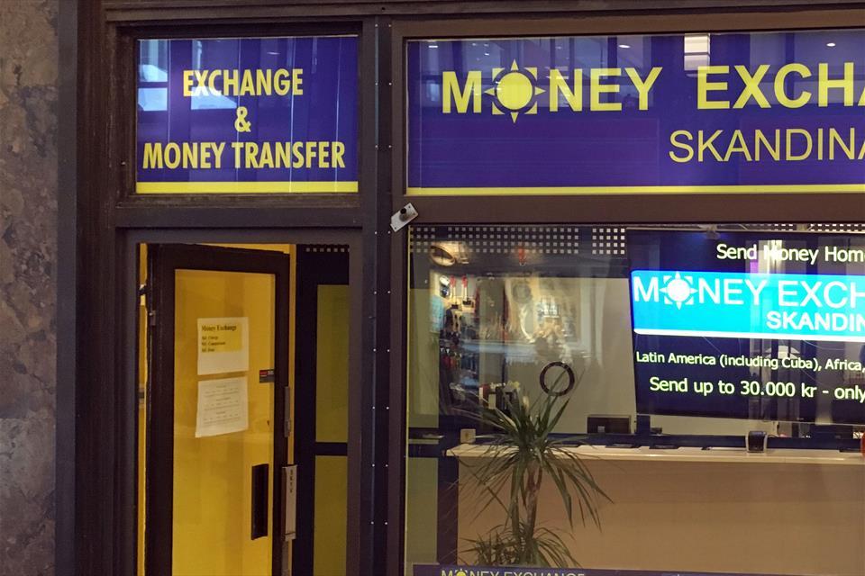 Money Exchange Scandinavia